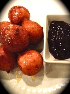 Table's Ricotta Fritters