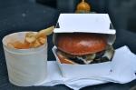 Poste's 110% Burger