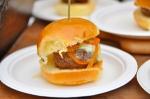 Firefly's Lamb Burger