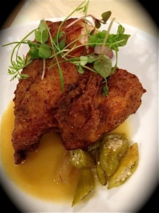 Teddy's Fox Hollow Fried Chicken