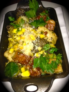 Firefly: Goat Cheese Gnocchi