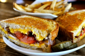 Stoney's Super Grilled Cheese