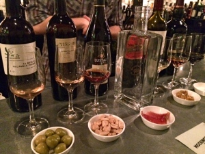 Mockingbird Hill Sherry Flight