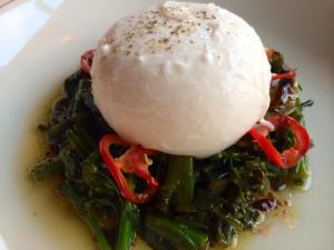 Red Hen Burrata