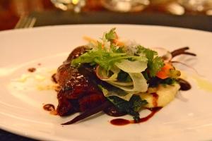 BLT Steak Rabbit