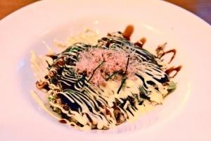 Taan Noodles Okonomiyaki