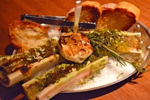 Blue Duck Tavern Bone Marrow