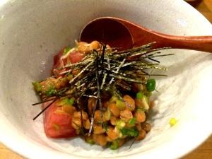 Izakaya Seki Tuna Natto