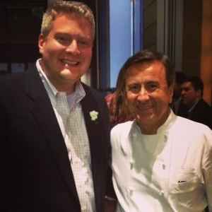 Aaron and Boulud